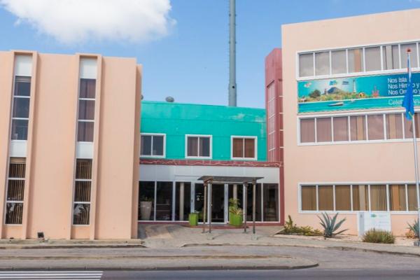 ATA Building Banner + Frame